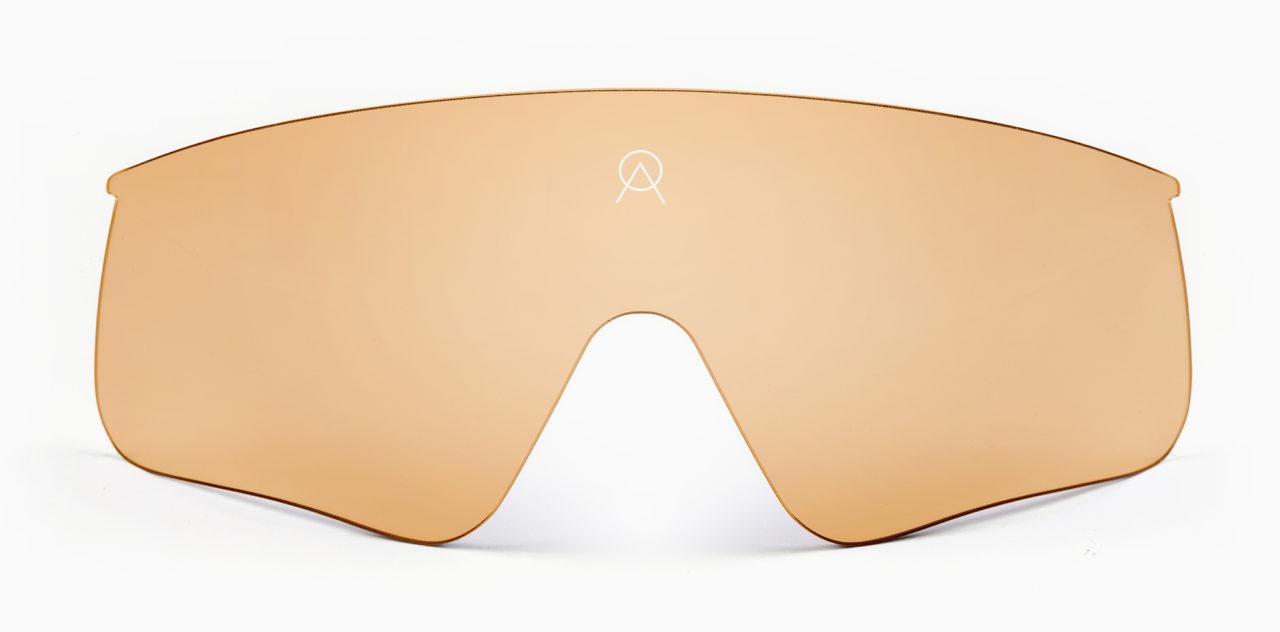 Delta A-Lens Orange